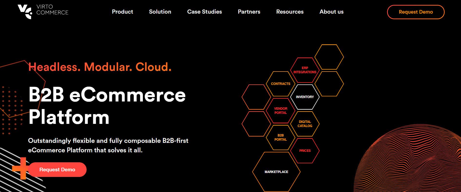 Virto Commerce marketplace platform